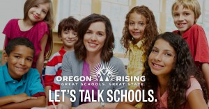 Oregon Rising discussion @ Kraxberger Middle School Library | Gladstone | Oregon | United States