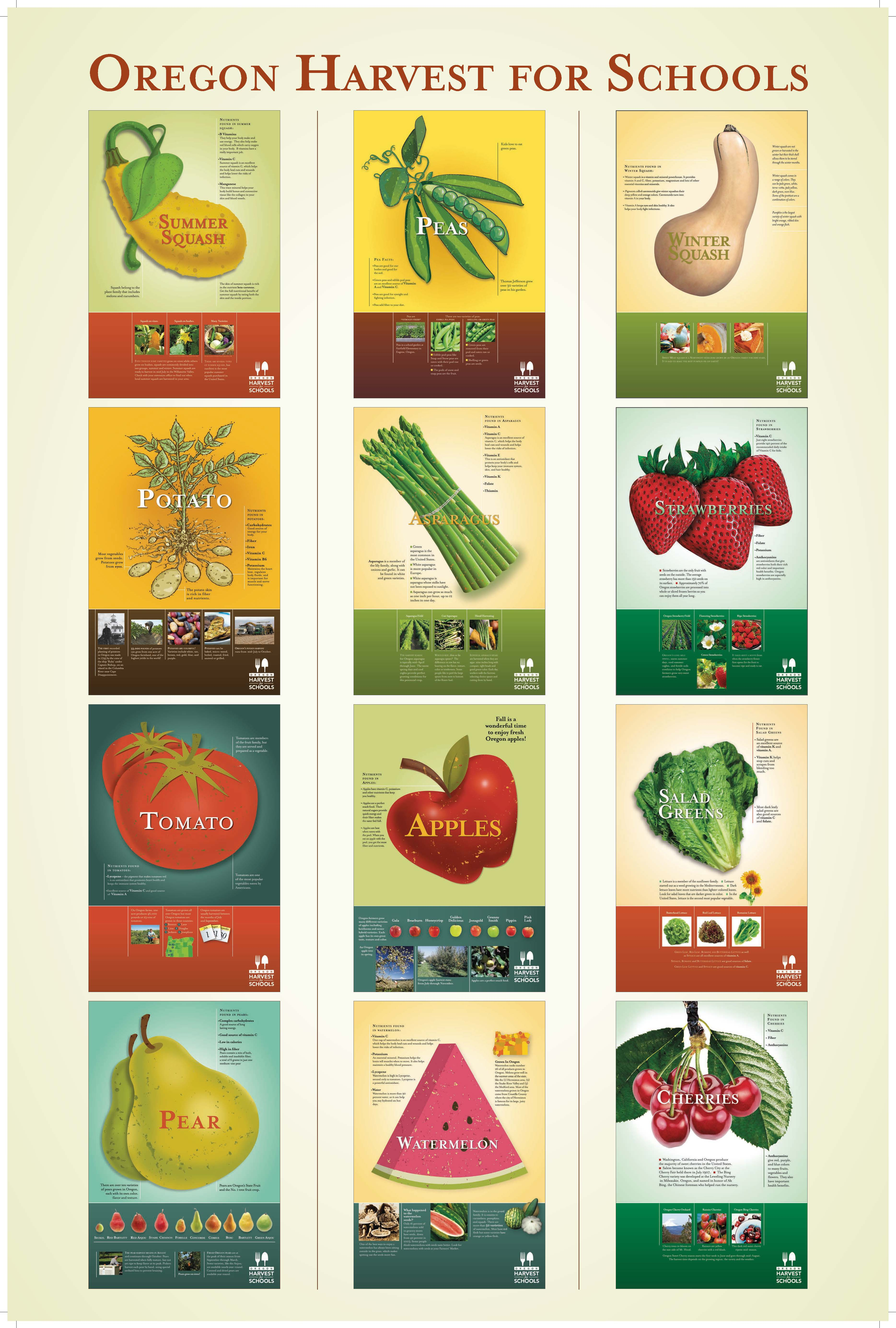 Fruits_Vegetables_Poster